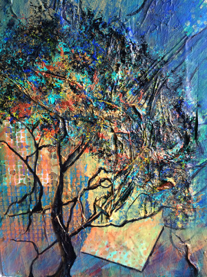 Eucalyptus Sunset   (SOLD)