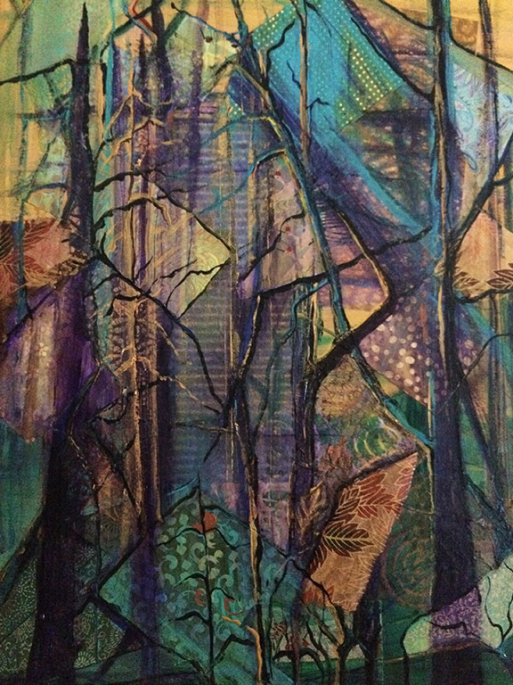 Forest Secrets (SOLD)